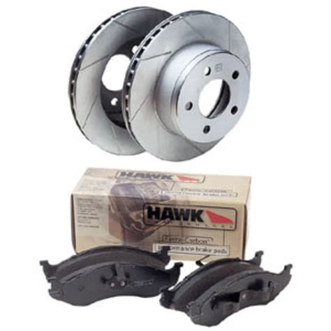 hawk performance front stoptech sport brake rotors
