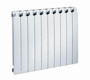 Radiateur Acier Eau Chaude : radiateur eau chaude fonte aluminium ~ Premium-room.com Idées de Décoration