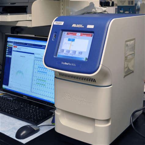Applied Biosystems StepOne Plus   Fred Hutchinson Cancer ...