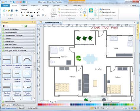 logiciel pour faire un plan de construction