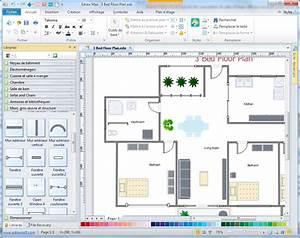 logiciel de plan d39etage creer un plan d39etage With creer un plan de maison