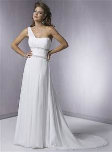 brideca best simple wedding dresses in canada 2010 With roman style wedding dress
