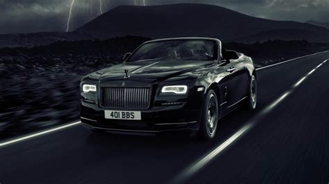 rolls royce dawn black badge   bhp super cabrio