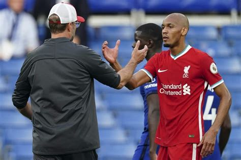 Fabinho in midfield or defence? - Predicting the Liverpool ...
