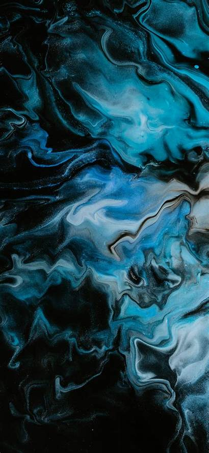 Dark Paint Acrylic Wallpapers Stains Iphone Painting