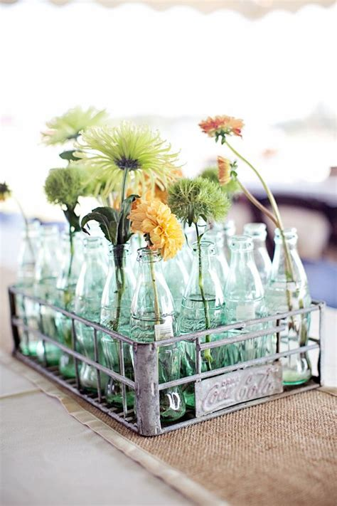table centrepieces ideas 35 budget diy decorations you 39 ll this summer