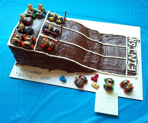 11 Best Pinewood Derby Images On Pinewood 11 Best Pinewood Derby Cake Ideas Images On