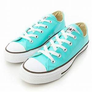 Teal converse Converse shoes and Converse on Pinterest