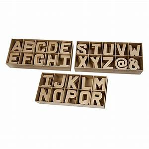 stickytiger 3d paper mache letters 10cm tall With extra large chipboard letters