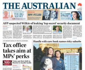 News The Of Sydney by Advertise With The Australian Newspaper And Digital Editions
