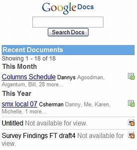 google docs now mobile With google docs spreadsheet mobile