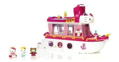 Hello Kitty - Cruise Ship | Mega Bloks