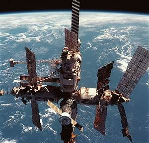 Deorbit Of Russia U2019s Mir Space Station Was 10 Years Ago Today