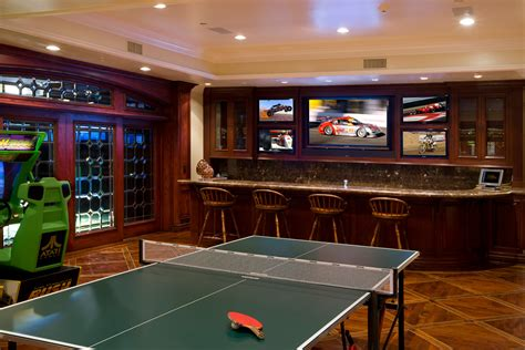Gameroom : Sports & Game Rooms