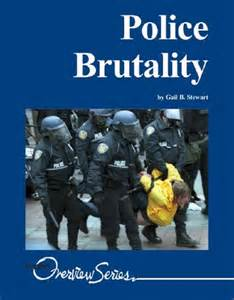 police brutality research questions