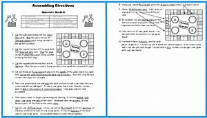 game board book report project templates printable With board game instructions template