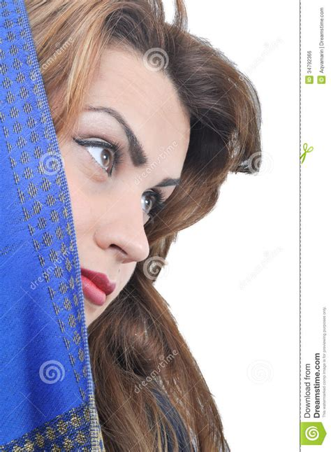 beautiful arabian woman royalty  stock image image