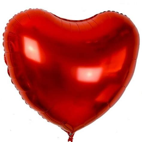 heart shaped foil balloons nyeas party store