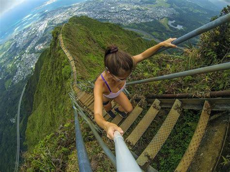 Adrian Rose Stairway To Heaven Haiku Stairs Back Way