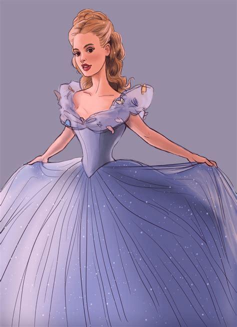 Cinderella 2015 By Dylanbonner On Deviantart