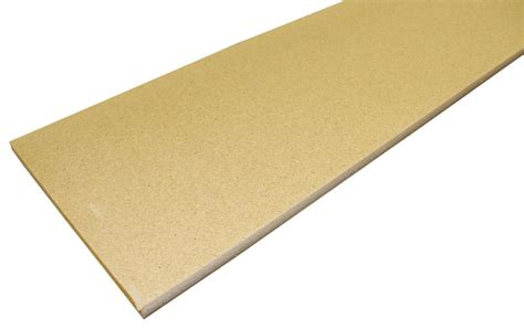 3 4x16 12 ft bullnose particle board shelving at sutherlands