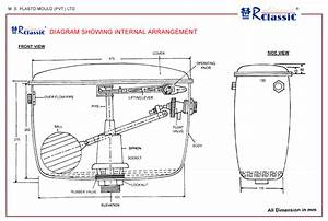 Water Heater Manual  Cistern Parts Diagram