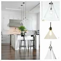 pendant lights kitchen Glass Pendant Lights for the Kitchen - DIY Decorator