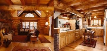 Log Homes Interior My Home Design Log Cabin Kits
