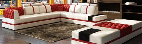 canapé panoramique pas cher mobilier design pas cher le roi du canapé canapé et