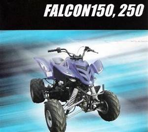 Kazuma Falcon 150 Atv Owners Manual