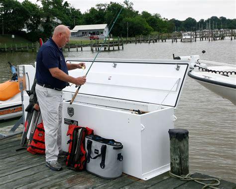Boat Storage Box by Dock Box Boat Dock Box Dock Supplies Boat Storage