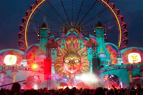 didnt    tomorrowland festival