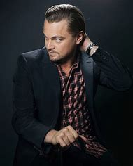 Leonardo DiCaprio Portrait Photography