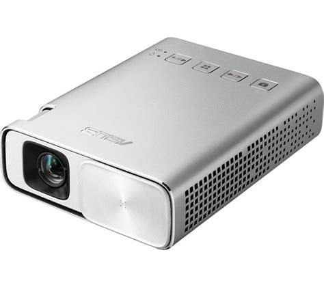 projector asus e1 portable beam zen throw short projectors