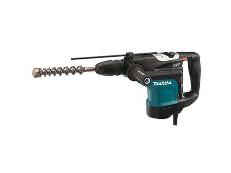 makita bohrhammer sds max makita bohrhammer hr4510c mit sds max werkzeugaufnahme kaufen