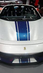 Ferrari 488 Pista Spider Drops Its Top In Paris | CarBuzz