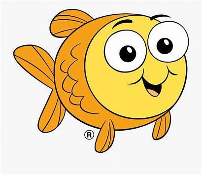 Clipart Goldfish Pet Swimming Classroom Snack Swim