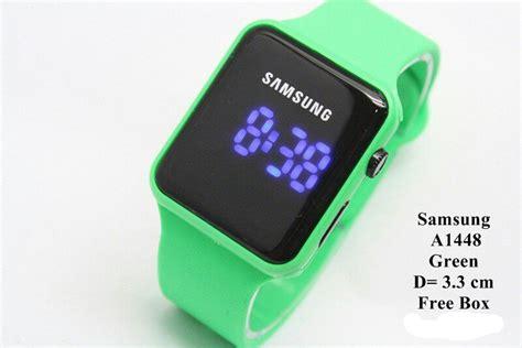 Jam Tangan Samsung Rubber 1 jual beli jam tangan samsung a 1448 baru jam tangan