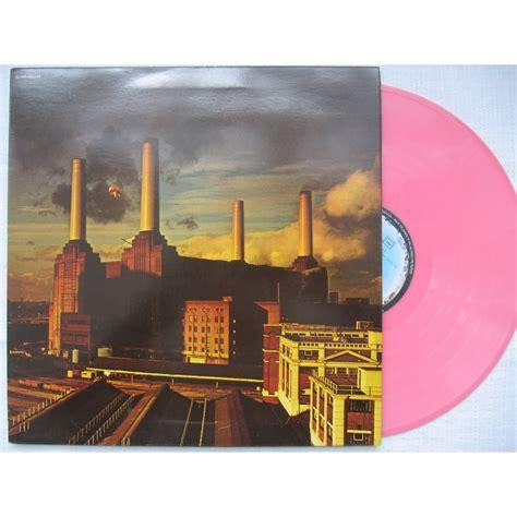 animals pink vinyl  pink floyd lp  vincelp ref