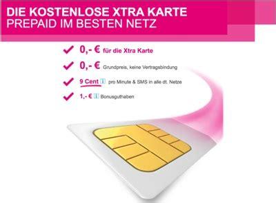 kostenlose xtra karte bei der telekom abstauben macerkopf