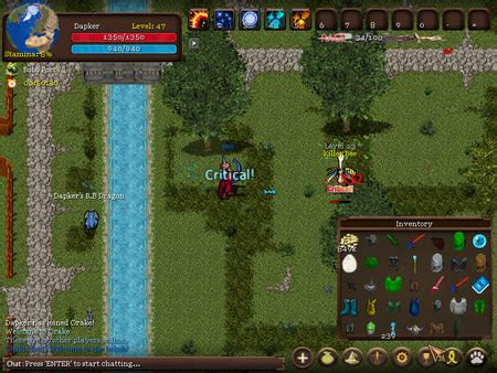 Orake 2d Mmorpg Download