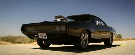 Getting To Know The 1970 Charger R/t From The Fast And The