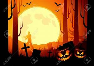 Halloween Themed Backgrounds – Festival Collections