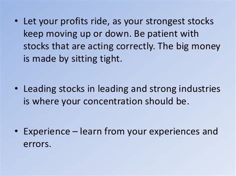 jesse livermore trading rules  top stock market tips
