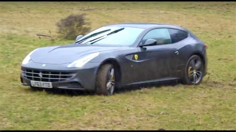These ten 4x4s are capable on just about any surface. Ferrari FF Off-roading! - YouTube