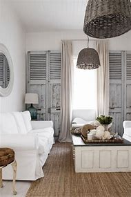 Decorating with Old Shutters Ideas