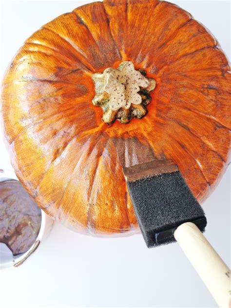 pumpkin vase thanksgiving pumpkin vase diy catch my party