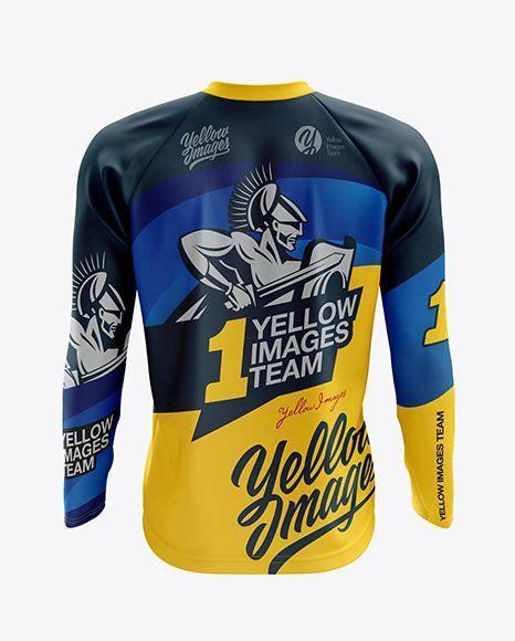 Download 263 jersey mockup free vectors. Get Mens Lace Neck Hockey Jersey Mockup Back View ...