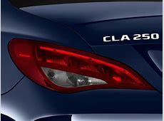 Image 2018 MercedesBenz CLA CLA 250 Coupe Tail Light