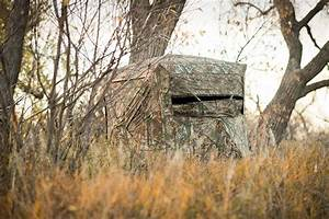 Pro Tips Guide To Setting Up A Deer Hunting Blind